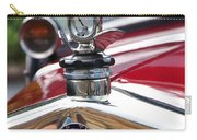 Bayliss Thomas Badge And Hood Ornament Carry-all Pouch