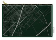 Baylor Street Map - Baylor University Waco Map Carry-all Pouch