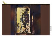 Bayon IIi- Cambodian Ruins, Angkor Wat Carry-all Pouch