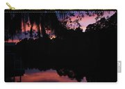 Bayou Sunset Carry-all Pouch