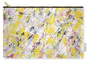 Bumble Bees Against The Windshield - V1cm89 Carry-all Pouch