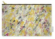 Bumble Bees Against The Windshield - V1cs65 Carry-all Pouch