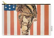 Be A U.s. Marine Carry-all Pouch