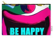 Be Happy Clown 2 Carry-all Pouch