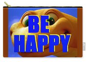 Be Happy Dino Carry-all Pouch
