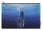 Be Still And Breathe Carry-all Pouch