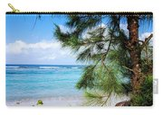 Beach Among The Trees Carry-all Pouch