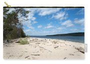 Beach And A Lake Carry-all Pouch