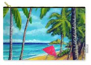 Beach And Mokulua Islands  #368 Carry-all Pouch