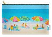 Beach Art - Crazy Lazy Summer Days Carry-all Pouch