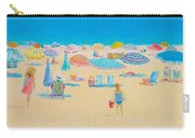 Beach Art - Every Summer Has A Story Carry-all Pouch