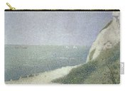 Beach At Bas Butin Carry-all Pouch