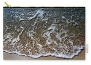 Beach At Grand Turk Ocean Beauty Carry-all Pouch