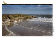 Beach At Tybee Carry-all Pouch