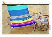 Beach Attire Carry-all Pouch
