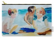 Beach Babies Carry-all Pouch