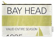Beach Badge Bay Head Carry-all Pouch