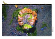 Beach Barnacle Flower Carry-all Pouch
