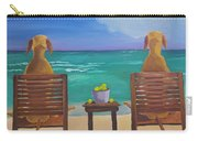 Beach Blondes Carry-all Pouch