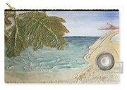 Beach Bug Carry-all Pouch