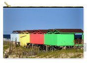 Beach Cabanas Carry-all Pouch