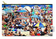 Beach Chaos Carry-all Pouch