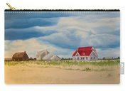 Beach Clouds Carry-all Pouch