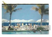 Beach Club Carry-all Pouch