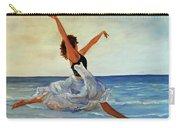 Beach Dancer Carry-all Pouch