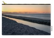 Beach Diagonals Carry-all Pouch