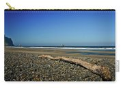 Beach Driftwood Carry-all Pouch