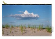 Beach Dune Clouds Jersey Shore Carry-all Pouch