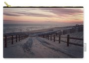 Beach Entrance Lbi New Jersey Vintage  Carry-all Pouch