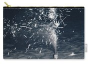 Beach Fire Works Carry-all Pouch