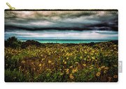 Beach Flowers Carry-all Pouch