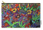 Beach Front Boulevard Carry-all Pouch