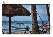 Beach Fun Carry-all Pouch