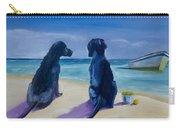 Beach Girls Carry-all Pouch