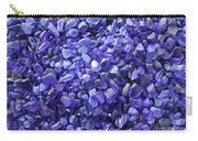 Beach Glass - Blue Carry-all Pouch