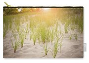 Beach Grasses Number 3 Carry-all Pouch