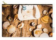 Beach House Artwork Carry-all Pouch