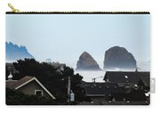 Beach House View Carry-all Pouch