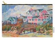 Beach Houses At Pawleys Island Carry-all Pouch