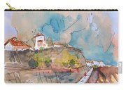 Beach In Ericeira In Portugal Carry-all Pouch