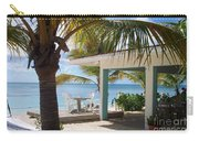 Beach In Grand Turk Carry-all Pouch