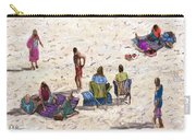 Beach Life Cornwall Carry-all Pouch