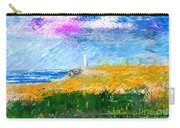 Beach Lighthouse Carry-all Pouch