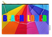 Beach Lover Carry-all Pouch