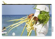 Beach Man Carry-all Pouch