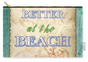 Beach Notes-jp3761 Carry-all Pouch